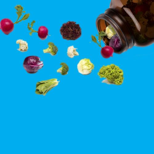 Витаминно-миниральные добавки