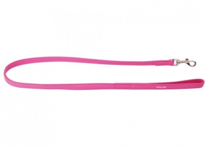 Collar Glamour поводок розовый 18мм/122см