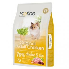 Profine Original Cat Adult с курицей и рисом 10 kg