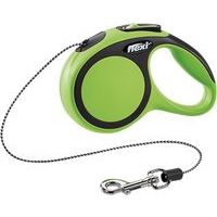 Flexi New Comfort 5m трос, зеленый 12kg