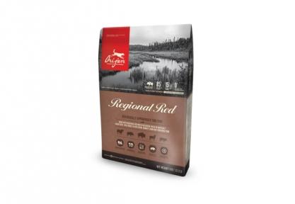 Orijen Dog Regional Red All Breed 85/15 беззерновой корм для собак Всех пород  6kg