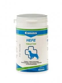Canina ENZYM-HEFE - Дрожжевые таблетки с энзимами и ферментами - добавка для собак 250г (310 таб)