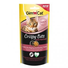 GimCat Crispy Bits Anti-Hairball 40g