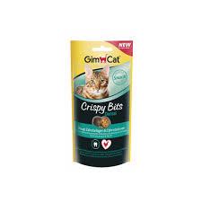 GimCat Crispy Bits Dental 40g