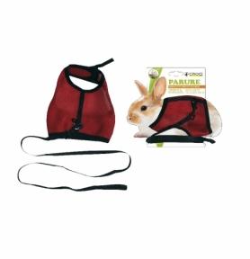 Croci Шлея для кролика 20,3-25,4 см
