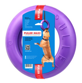 PULLER MAXI — тренировочный снаряд для собак крупных и средних пород (1 кольцо)