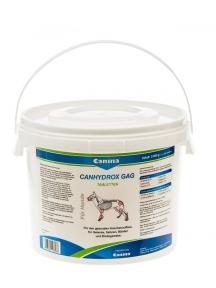 Canina CANHYDROX GAG - минеральная добавка для собак 1200таб