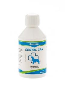 Canina DentalCan  лечебно-профилактическое средство для ухода за зубами 250мл