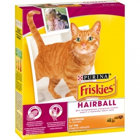 Friskies Hairball 270g