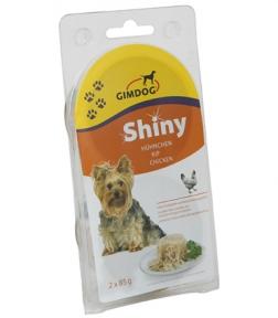 Gimdog Shini лакомство для собак с курицей 2х85г