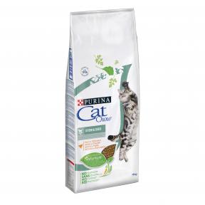 Cat Chow Sterilized Сухой корм для стерилизованных кошек и кастрированных котов 15kg