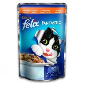 Felix Fantastic Индейка 100g