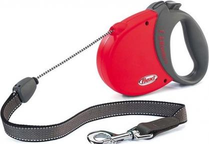 Flexi Comfort Basic 3 5m, трос, красный 50kg