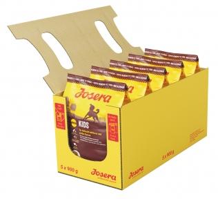 Josera Kids супер-премиум корм для щенков средних и крупных пород 900g (1шт)