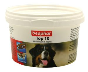Beaphar TOP 10 Мультивитамины для собак 180 таблеток