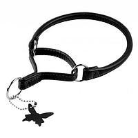 Collar Glamour ошейник-удавка L (черный) 60см