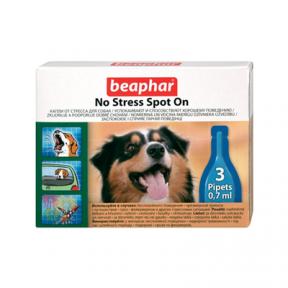 Beaphar Капли от сресса для собак 3шт