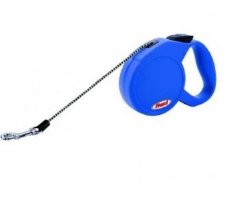 Flexi Classic New 3m, трос, синий 8kg