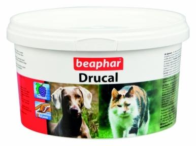 Beaphar Drucal минеральная добавка с водорослями для собак и котов 250г