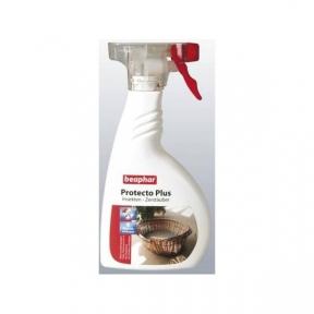 Beaphar Protecto Plus спрей для обработки мест обитаний животных 150мл