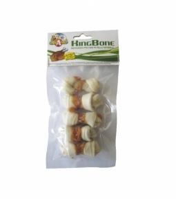 Croci KingBone Buffalo Лакомство для собак Кость 7,5 см курица 5 шт