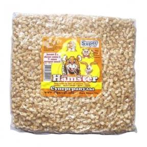 Super Hamster наполнитель для грызунов Лаванда 2кг
