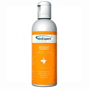 VetExpert SPECIALIST SHAMPOO Антибактериальный - противогрибковый шампунь 15мл