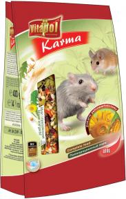 Vitapol Karma для мышей и песчанок 400g
