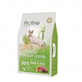 ProFine Indoor  (ягненок, для выведения шерстяных комочков) 10kg