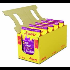 Josera Mini Junior сухой корм для щенков мини пород 900g (1 шт)