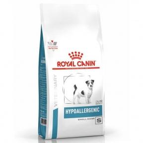 Royal Canin Hypoallergenic Small Dog under 10kg Ветеринарная диета при пищевой аллергии 1kg