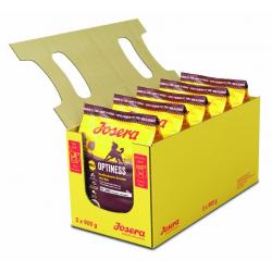 Josera Optiness корм для собак с пониженным содержанием белка 900g (5 шт)