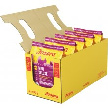 Josera Mini Deluxe Беззерновой корм для собак мелких пород 900g (5 шт)