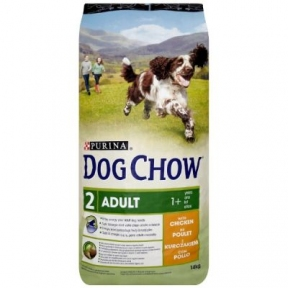Dog Chow Active Курица 14kg