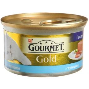 Gourmet Gold паштет с тунцом 85г