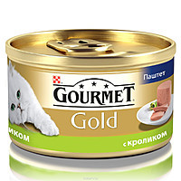 Gourmet Gold паштет из кролика, 85 гр