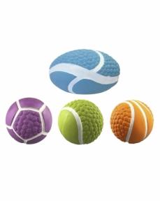 Croci игрушка для собак, спорт мяч, латекс, пищалка, 7,5-10см
