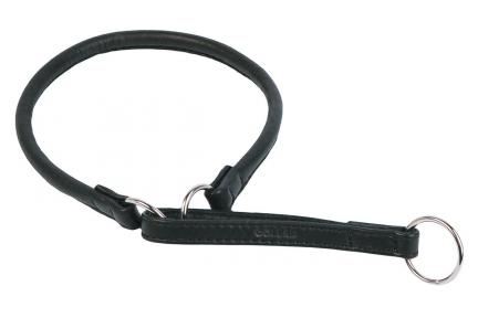 Collar Soft поводок-удавка черный 13мм/60см