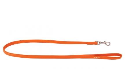 Collar Glamour Поводок оранжевый 18мм/122см
