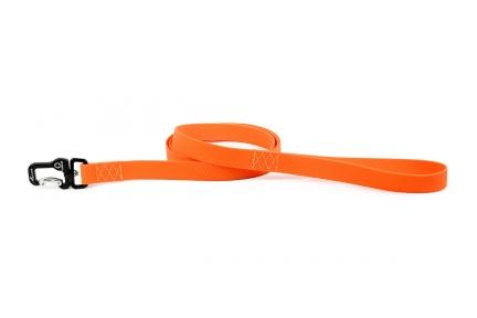 Collar Evolutor поводок для собак 25мм\120см оранжевый