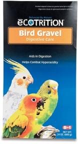 8in1 Bird Gravel гравий для заполнения зоба попугаев 680г