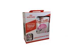 Акция! Royal Canin Mother&Babycat 2kg + 2 банки