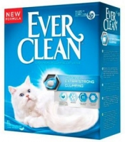 Ever Clean Extra Strong Clumping Unscented наполнитель( без запаха) 6л