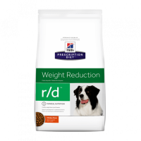 PD Hill's R/D Canine Weight control with Chicken 12kg