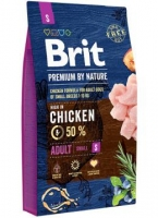 Brit Premium Dog Adult S Сухой корм для собак мелких пород 8 kg