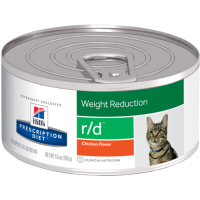 Hill's Feline R/D Weight Reduction 156g cans