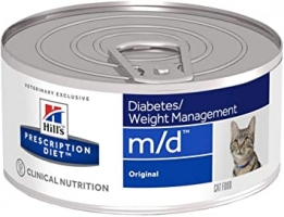Hill's Feline M/D Diabetes Care 156g cans