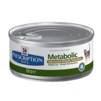 Hill's Feline Metabolic Weight Management 156g cans