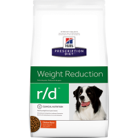 PD Hill's R/D Canine Weight control with Chicken 1.5kg
