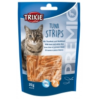 Trixie Лакомство PREMIO Tuna Stripes -полоски тунца 20г